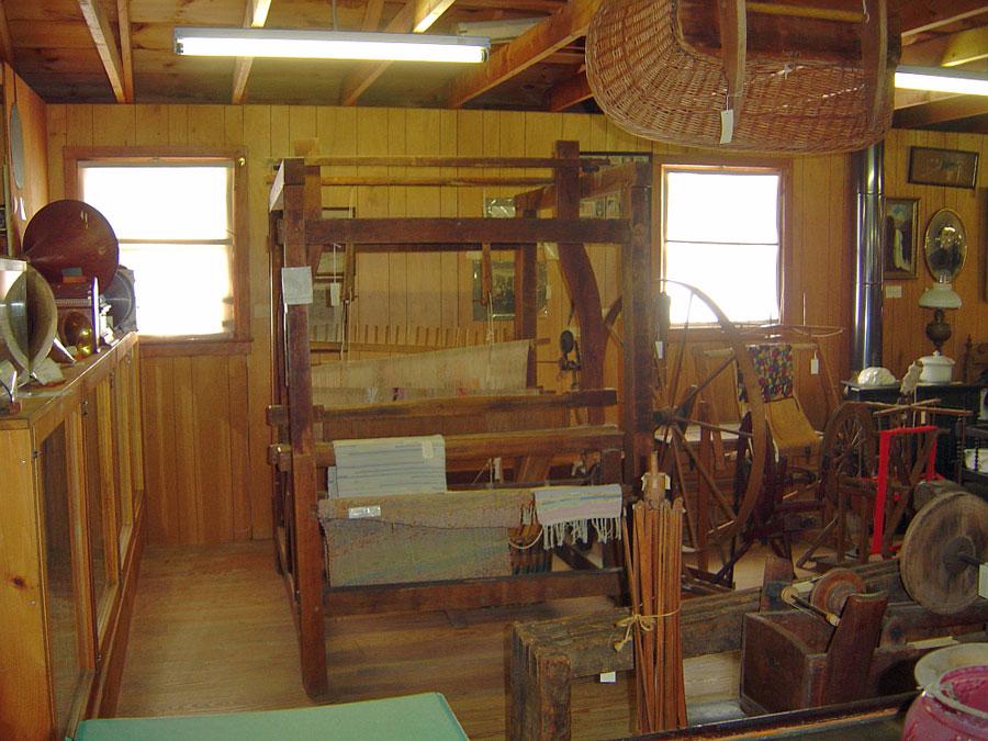 Weaving Exhibit