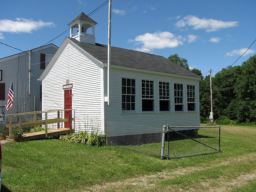 Hodge Schoolhouse Exhibit