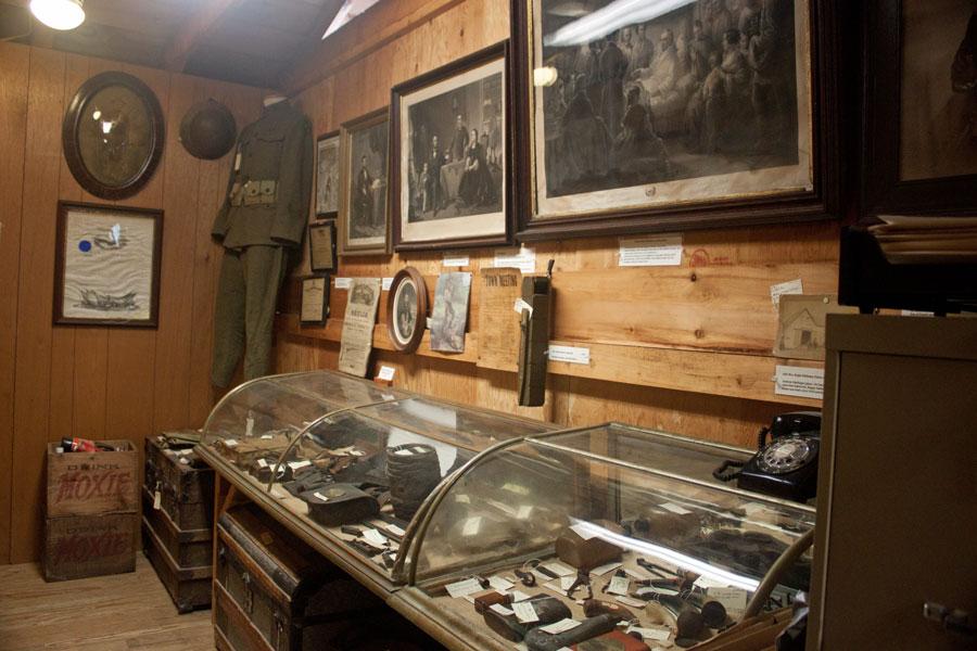 Military Exhibit