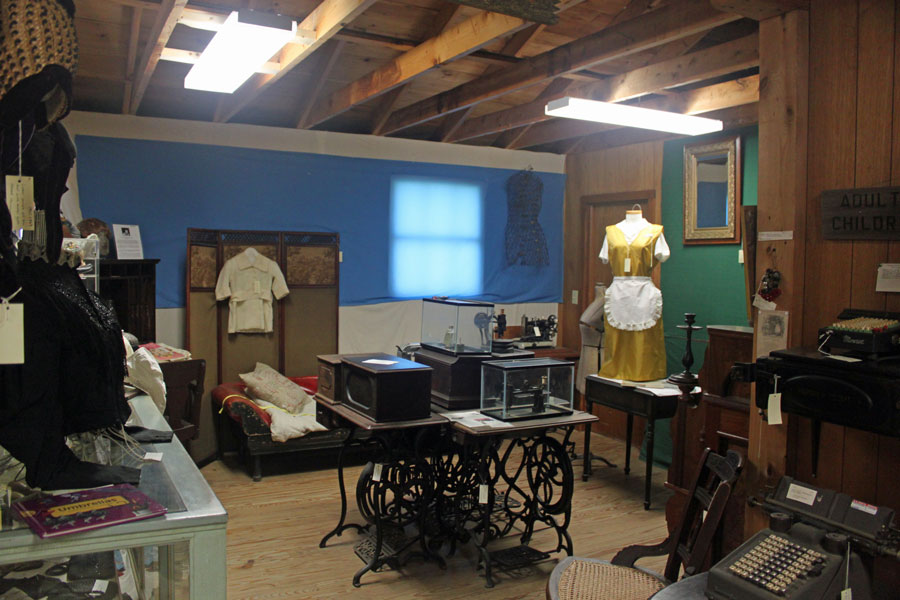 Sewing Exhibit