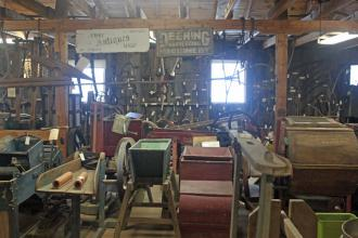 Barn Exhibit