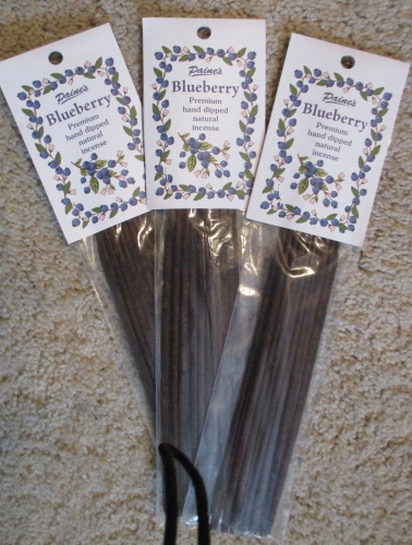 Blueberry Natural Incense